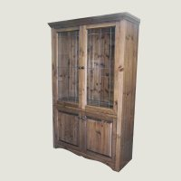 Tall Bookcase with 2 Doors | True North