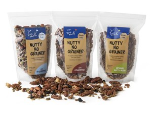 Grain Free Granola - Nutty No Grainer