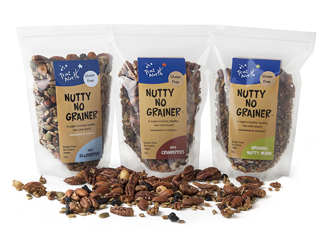 Nutty No Grainer Trio - A grain free granola