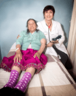 Patient T. G. - With Recovery Nurse, Judy Wardale