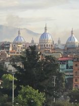 Landmark Cathedral of the Immaculate Conception in Cuenca