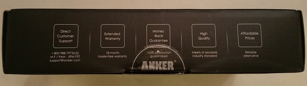 Anker Box Top