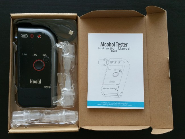 Breathalyzer Contents