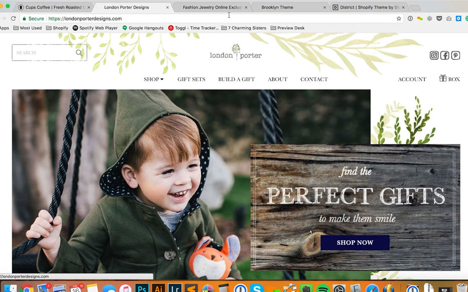 homepage banner best practices