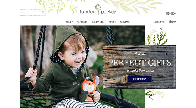 Website Design Agency - London Porter