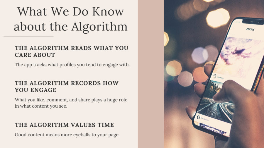 What we do know about the instagram algorithm