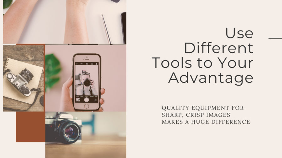 Use different Instagram tools to your advantage