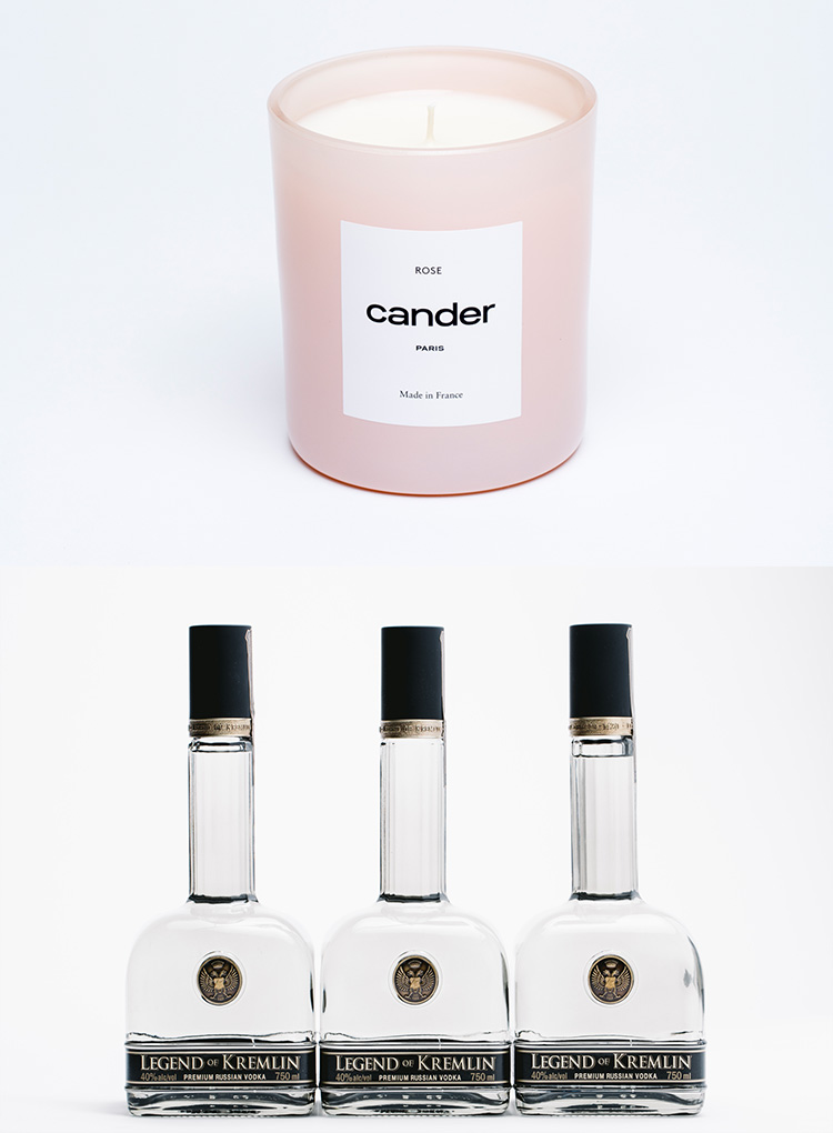 Flat Lay Product Photography
