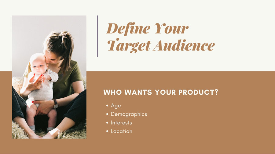 Define Your Target Audience