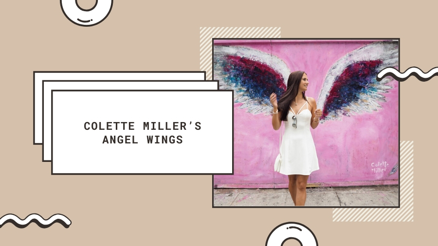 Colette Miller's Angel Wings