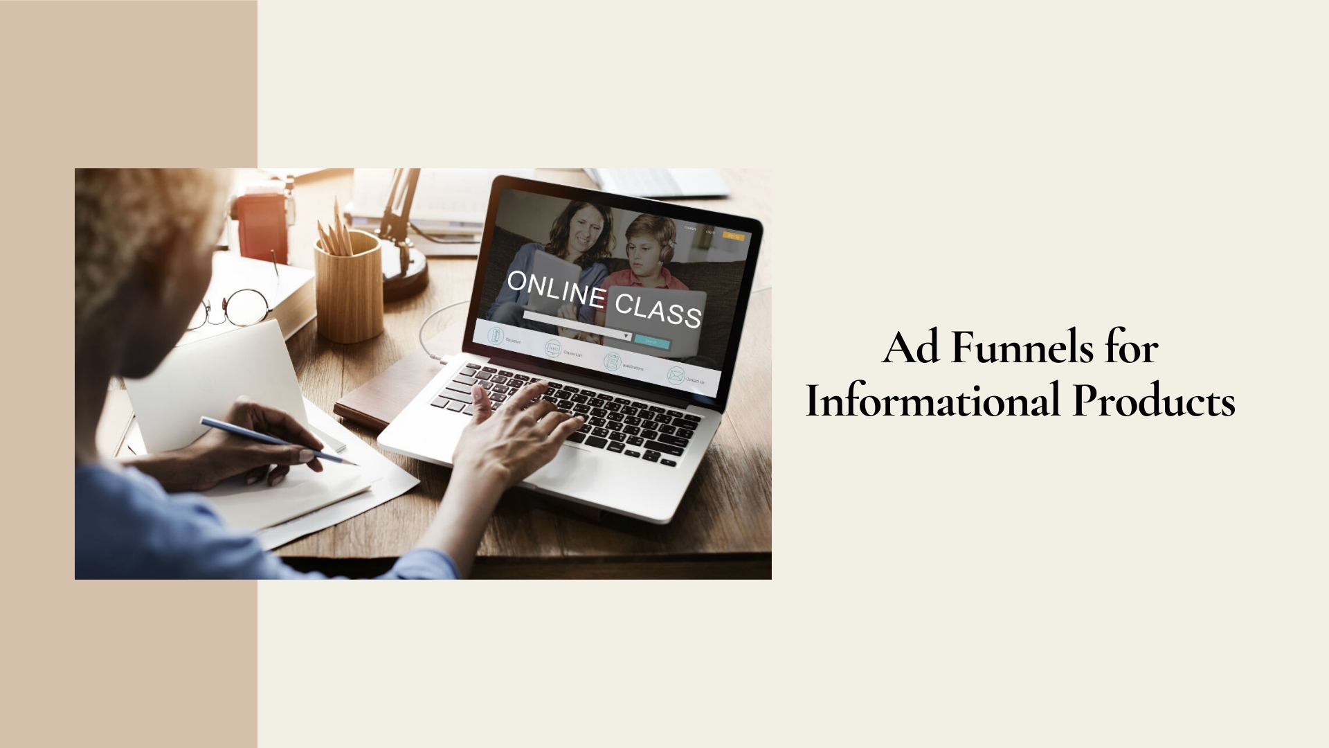 Ad Funnels for Informational Products