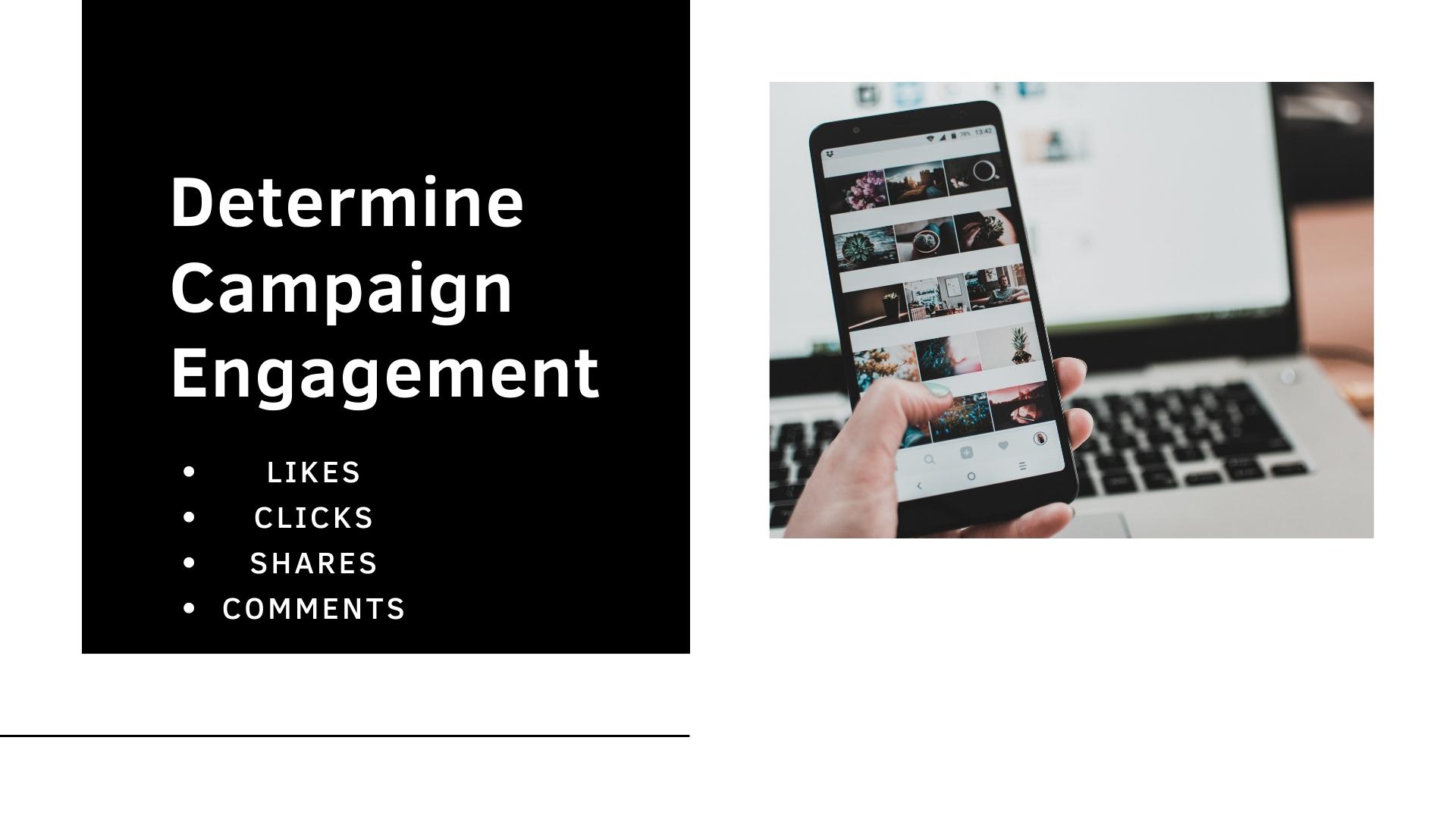 Determine Campaign Engagement