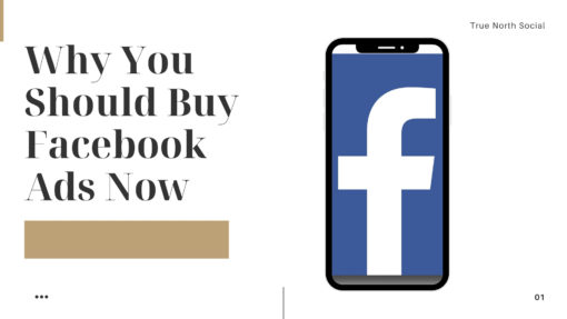 WHY YOU SHOULD BE BUYING FACEBOOK ADS NOW