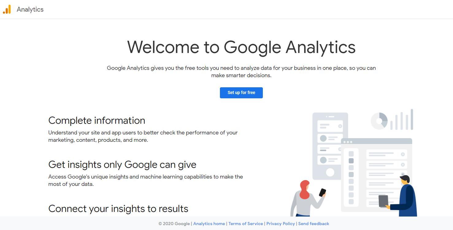 Google Analytics - Best SEO Tools