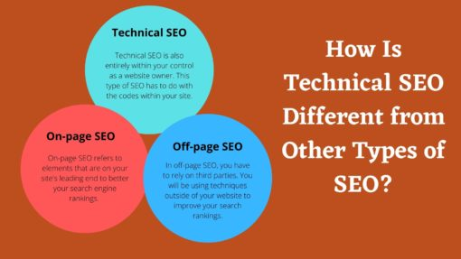 How Is Technical SEO Different from Other Types of SEO