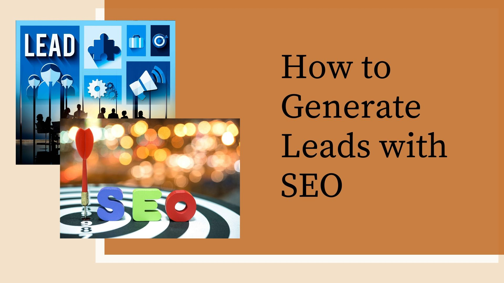 Lead with SEO