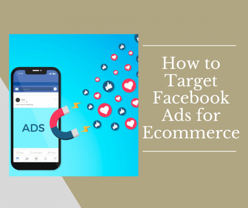 Facebooks Ads for ecommerce