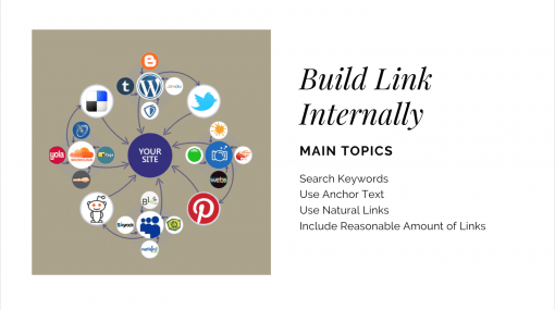 How to Build Links Internally