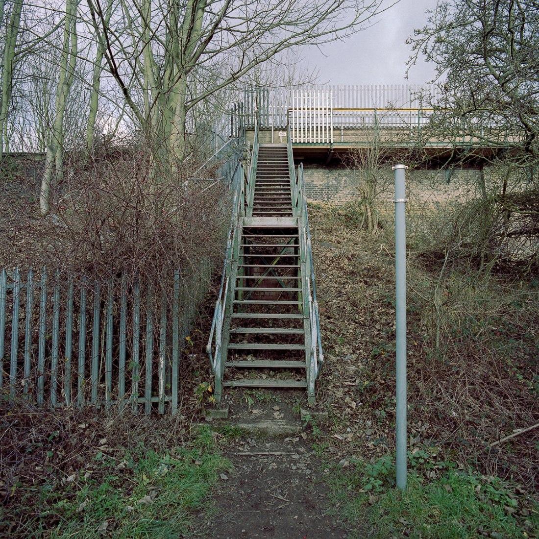 Contemporary documentary landscape Concrete & Carbon