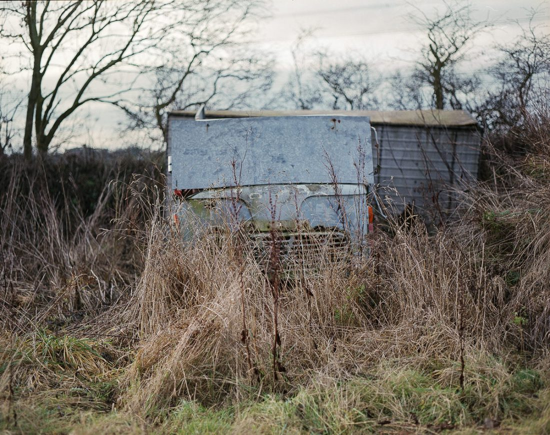 Power Project - Contemporary Landscape and documentary photographer