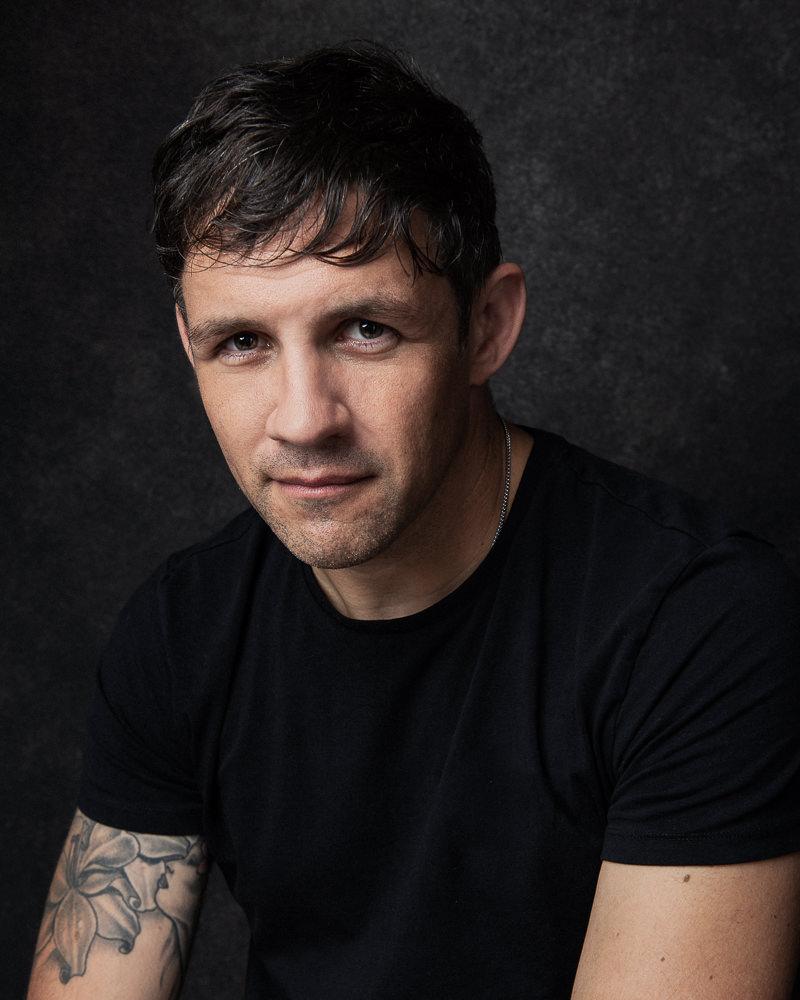 James - Leeds Actors Headshot