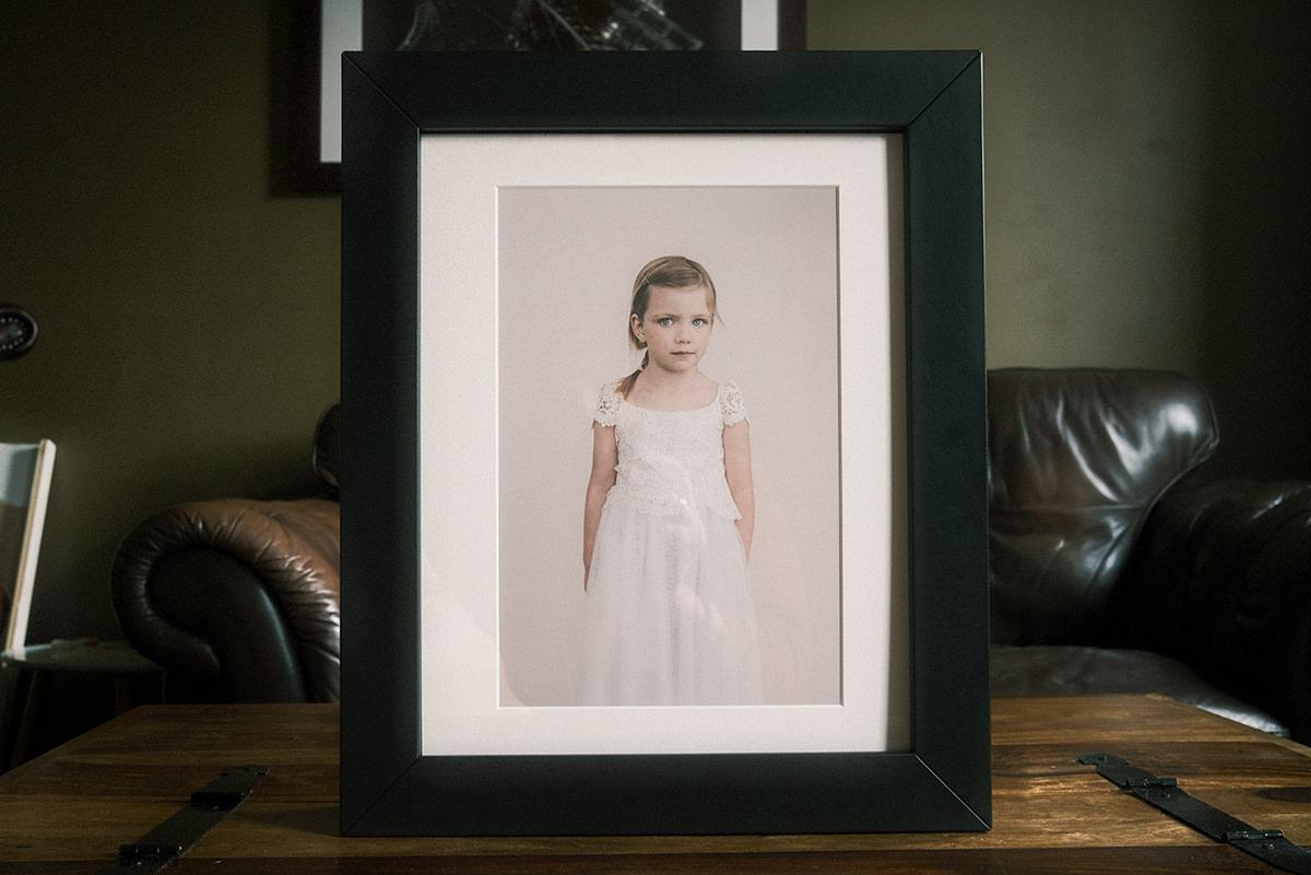 Leeds Portrait Studio Presentation Products