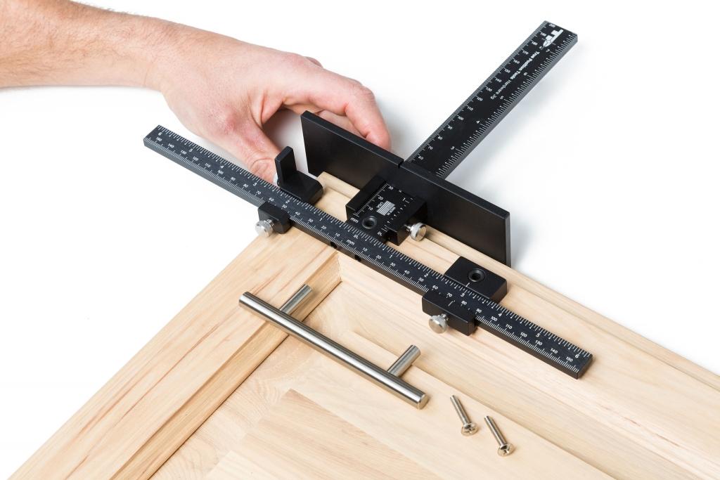 TP1934 Cabinet Hardware Jig  True Position Tools