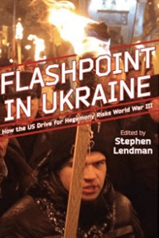 Stephen Lendman - Flashpoint in Ukraine
