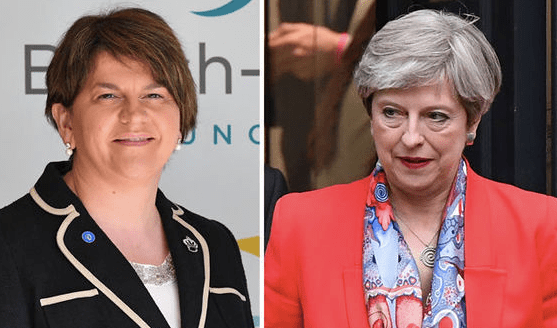 """Tories Jump Into Bed with """"Corrupt, Homophobic, Racist, Religious Bigots of the Worst Kind"""""""