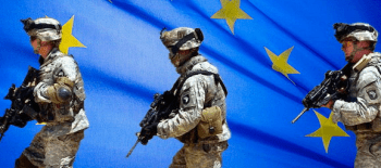 EU Member States Take Major Step Toward A European Army