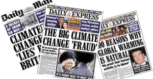 How The 'Free' Media Dupe Us On Climate Change