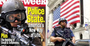 Dial T for Tyranny: While America Feuds, the Police State Shifts Into High Gear