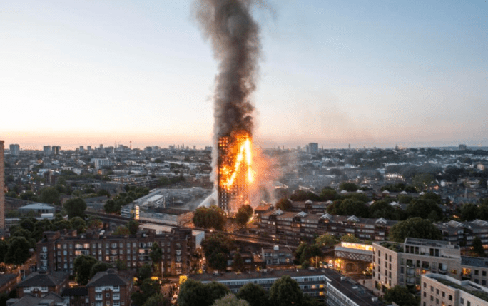 Was a Tory PR firm behind a smear campaign against Grenfell's MP?