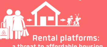 UnFairbnb - How online rental platforms use the EU to defeat cities' affordable housing measures