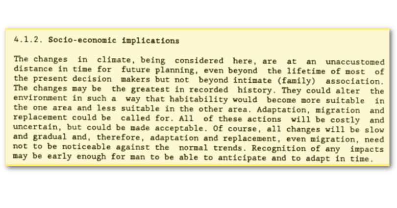 Shell Knew About Climate Migration 40 Years Ago. This is What it Told the Public