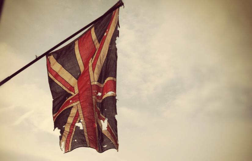 The Demise of Global Britain