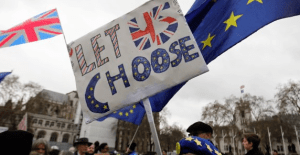 Cabinet Office Source: Second Referendum With Three Choices