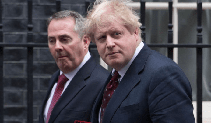 Brexit: Trade deals signed with a week to go - less than 15 per cent