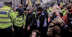 Britain losing its democratic status as it continues to convict non-violent protestors acting in the public interest