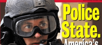 Note from USA: The A to Z of the American Police State