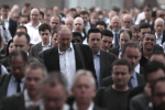 What the UK population will look like by 2061 under hard, soft or no-Brexit scenarios