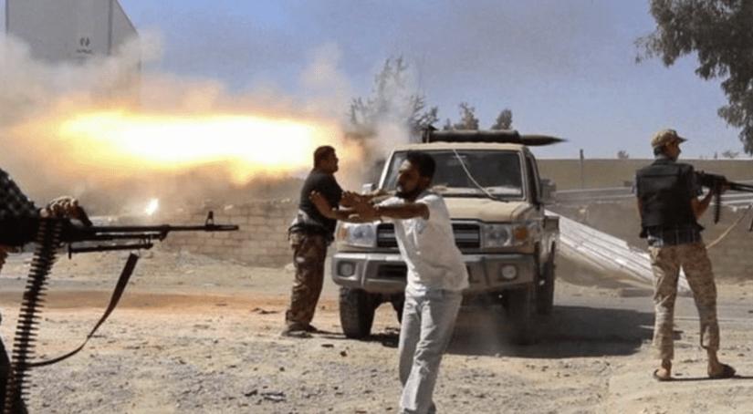 Натовская война с Ливией создала терроризм в 14 странах.