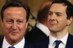 As David Cameron resurfaces 'Broken Britain' disintegrates