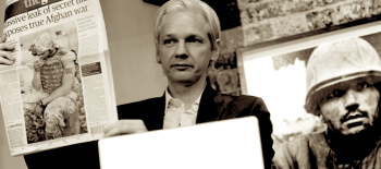 Son of Julian Assange's judge linked to anti-data leak company created by GCHQ and MI5