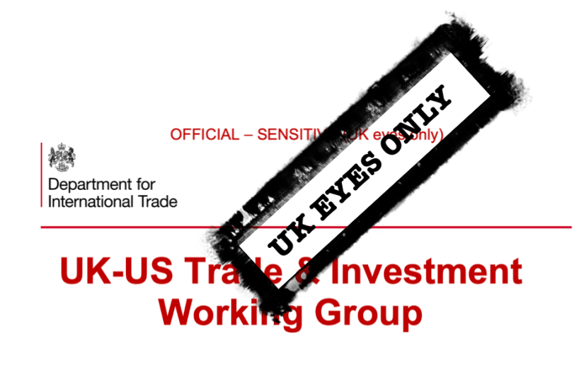 One paragraph to US-UK trade negotiations is all you need to know about a deal with America