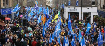 "The ""Stonking Mandate"" for Scottish Independence"