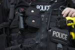 Police stun gun use soars by a third in one year