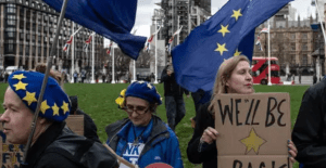 Survey: Brexit - a country divided and still mourning