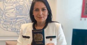UK passport drops to its lowest rank since The Henley Passport Index began