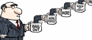 Corporate bailout demands - scamming the taxpayer